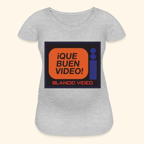 Blancic Video - Women's Maternity T-Shirt