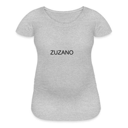 Zuzano test design - Women's Maternity T-Shirt