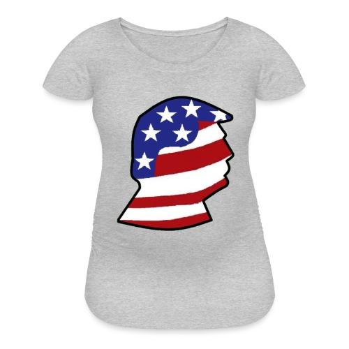 Reed Cooper News Logo - Women's Maternity T-Shirt