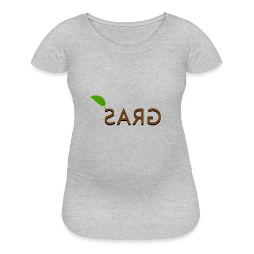 gras.LEAF - Women's Maternity T-Shirt