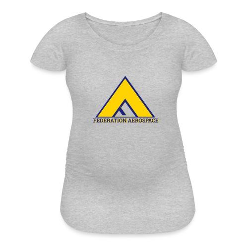 Federation Aerospace - Women's Maternity T-Shirt