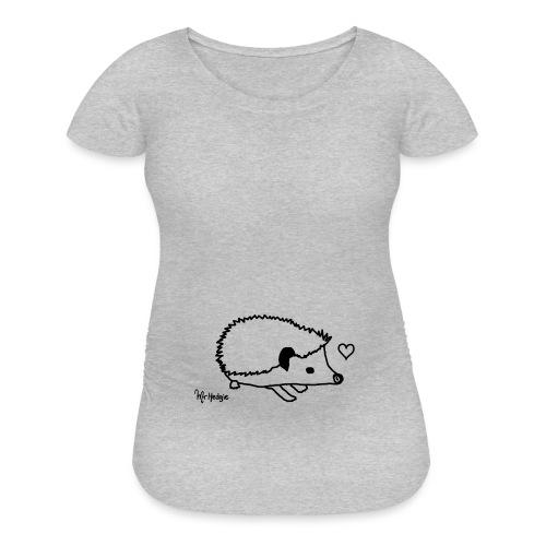 Mr Hedgie loves you - Women's Maternity T-Shirt