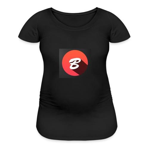 BENTOTHEEND PRODUCTS - Women's Maternity T-Shirt