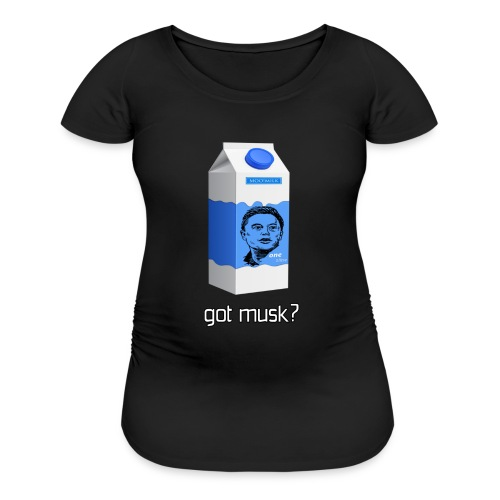 got musk? - Women's Maternity T-Shirt
