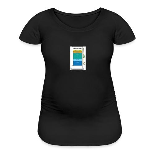 Unfair Prices Pin - Women's Maternity T-Shirt