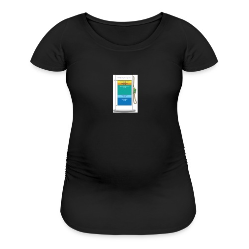 Unfair Prices Pin - Women's Maternity T-Shirt