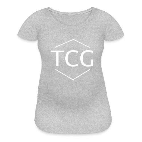 Simple Tcg hoodie - Women's Maternity T-Shirt