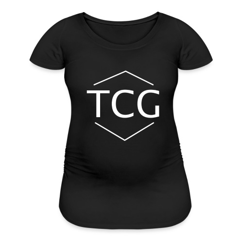 Simple Tcg hoodie - Women's Maternity T-Shirt
