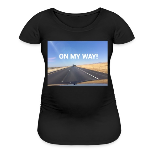 omw - Women's Maternity T-Shirt