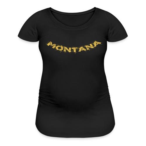 Montana Gold - Women's Maternity T-Shirt