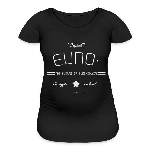 white In crypto we trust - Women's Maternity T-Shirt
