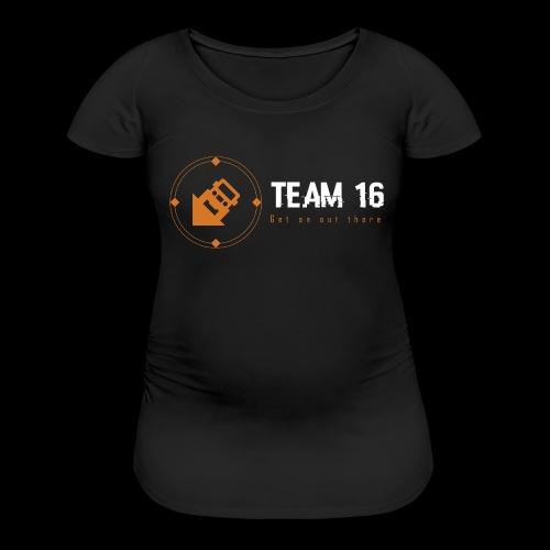 a - Women's Maternity T-Shirt