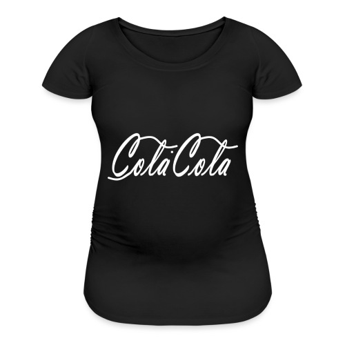 Cola Cola - Women's Maternity T-Shirt