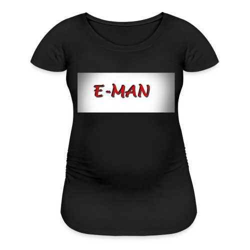 E-MAN - Women's Maternity T-Shirt