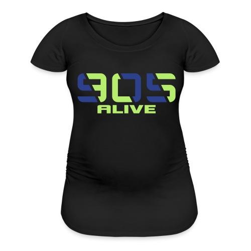 905 - Women's Maternity T-Shirt