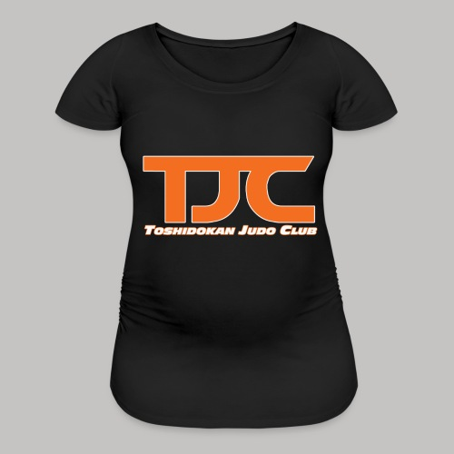 TJCorangeBASIC - Women's Maternity T-Shirt