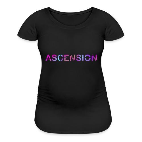 logo name - Women's Maternity T-Shirt