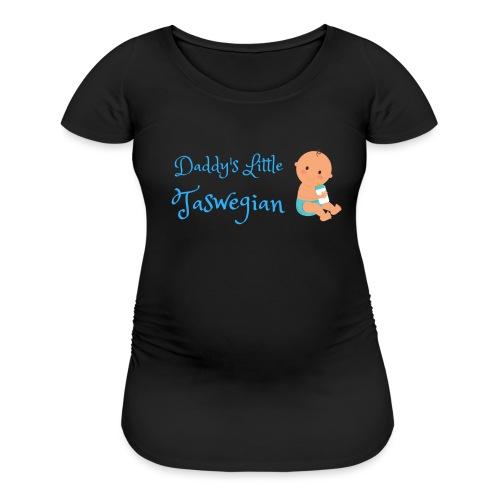 Dadds Little Taswegian Boys - Women's Maternity T-Shirt