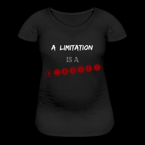 Rise Merch - Women's Maternity T-Shirt