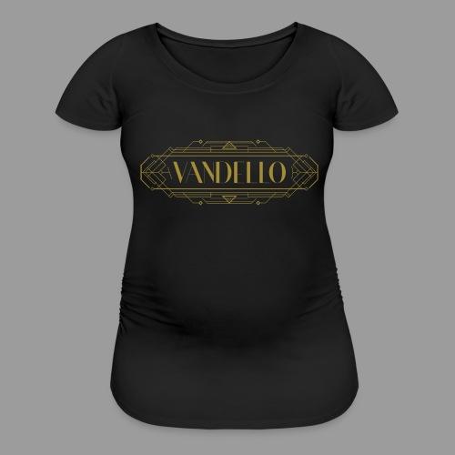 Vandello Gatsbyish - Women's Maternity T-Shirt