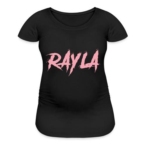 Rayla (pink) - Women's Maternity T-Shirt