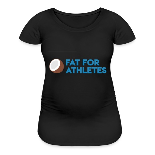 Fat For Athletes Merch - Women's Maternity T-Shirt