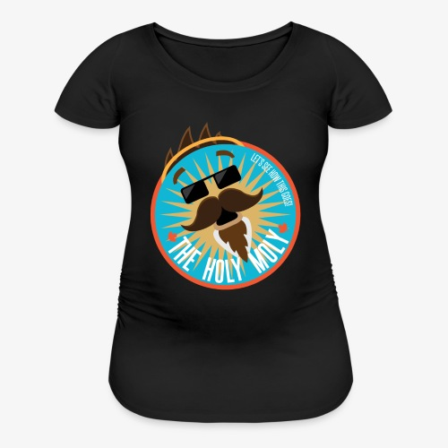 The Holy Moly - Women's Maternity T-Shirt