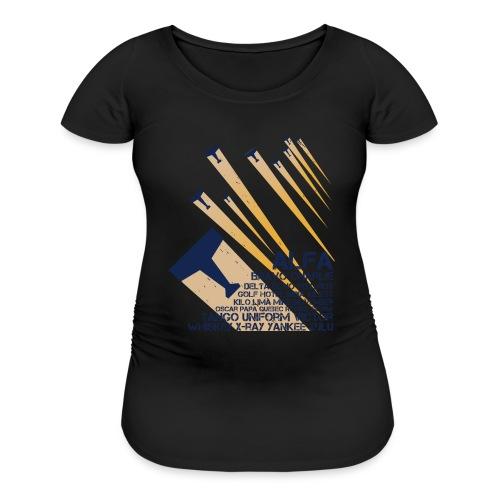 International Phonetic Alphabet - Women's Maternity T-Shirt