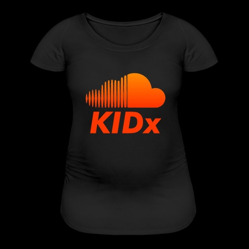 SOUNDCLOUD RAPPER KIDx - Women's Maternity T-Shirt