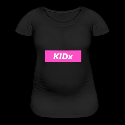 PinkSupremeKIDx - Women's Maternity T-Shirt
