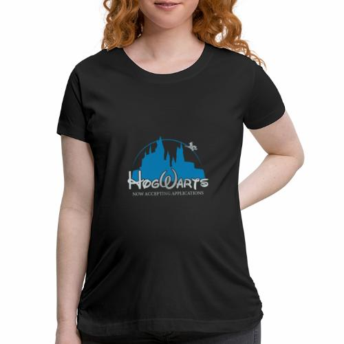 Castle Mashup - Women's Maternity T-Shirt