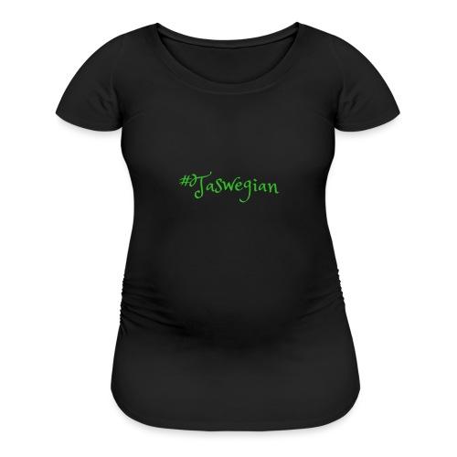 Taswegian Green - Women's Maternity T-Shirt