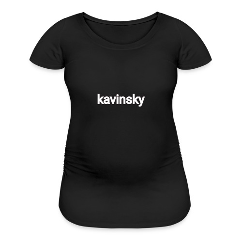 Kavinsky - Women's Maternity T-Shirt