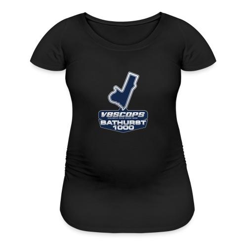Bathurst Logo V1 - Women's Maternity T-Shirt