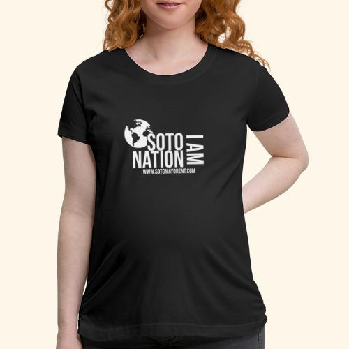 I Am Sotonation - Women's Maternity T-Shirt