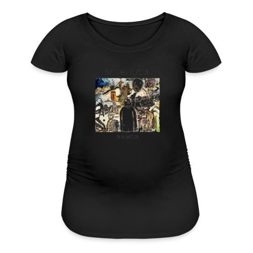 Grit Harbour Stranger T-Shirt - Women's Maternity T-Shirt