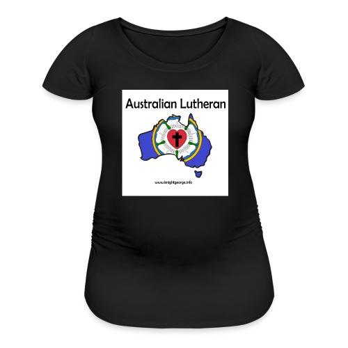 Australian Lutheran - Women's Maternity T-Shirt