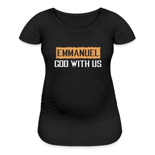 TESTIMONY OF JESUS TEES - Women's Maternity T-Shirt