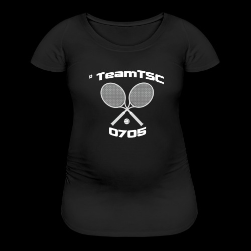 TSC Tennis - Women's Maternity T-Shirt