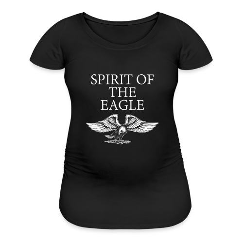 Spirit of the Eagle - Women's Maternity T-Shirt