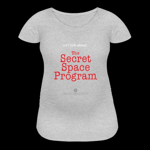 SSP Chat - Women's Maternity T-Shirt