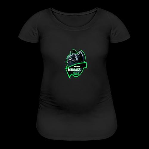 TeamM4 - Women's Maternity T-Shirt