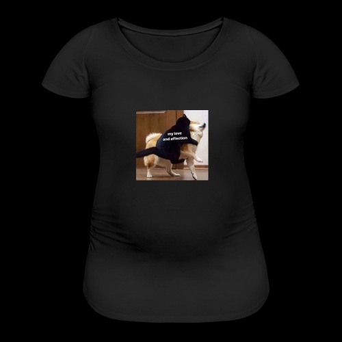 B8E5647D BEE1 4509 9F9C A9AA62306C6C - Women's Maternity T-Shirt