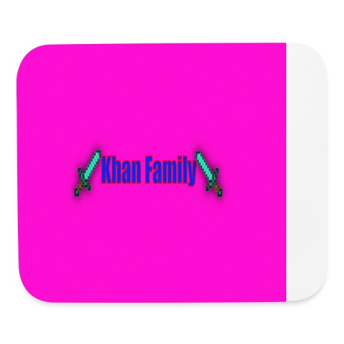 Khan Family Mouse Pad - Mouse pad Horizontal