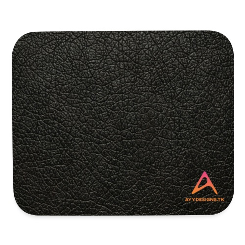 Leather Style Mousepad - Mouse pad Horizontal