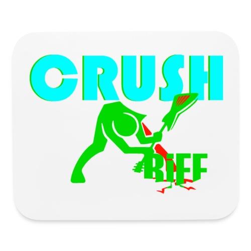 Original Crush Line - Mouse pad Horizontal