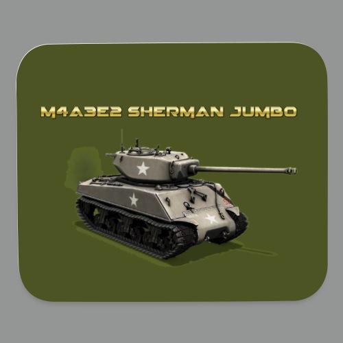 M4A3E2 SHERMAN JUMBO - Mouse pad Horizontal