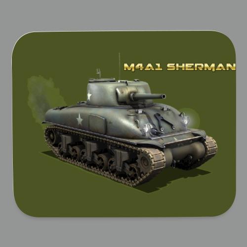 M4A1 SHERMAN - Mouse pad Horizontal