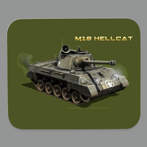 M18 HELLCAT - Mouse pad Horizontal