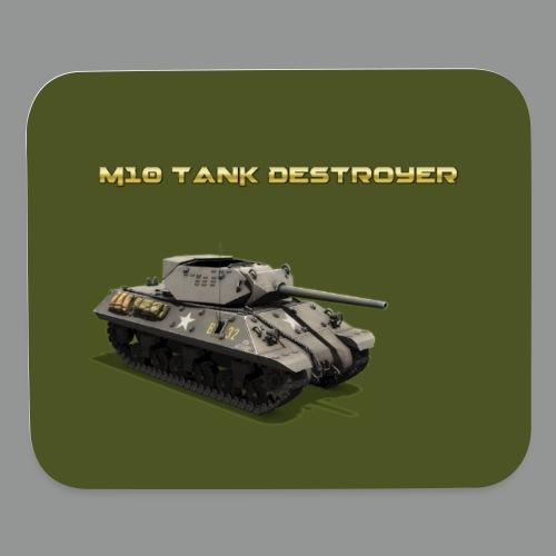 M10 TANK DESTROYER - Mouse pad Horizontal